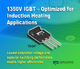 Alpha and Omega Semiconductor Debuts New 1350V IGBT Optimized for Induction Heating Applications
