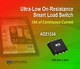 Alpha and Omega Semiconductor Introduces New Single-Channel EZPower™ Smart Load Switch with Best-in-Class RDS(ON)-to-Footprint Ratio