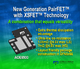 Alpha and Omega Semiconductor Introduces the New Generation PairFET™